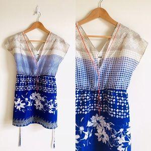 Route 66 silk blouse